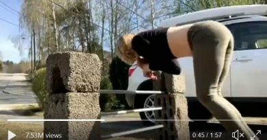 Virales Video: Ayla Kirstine bewegt sich wie ein Pferd